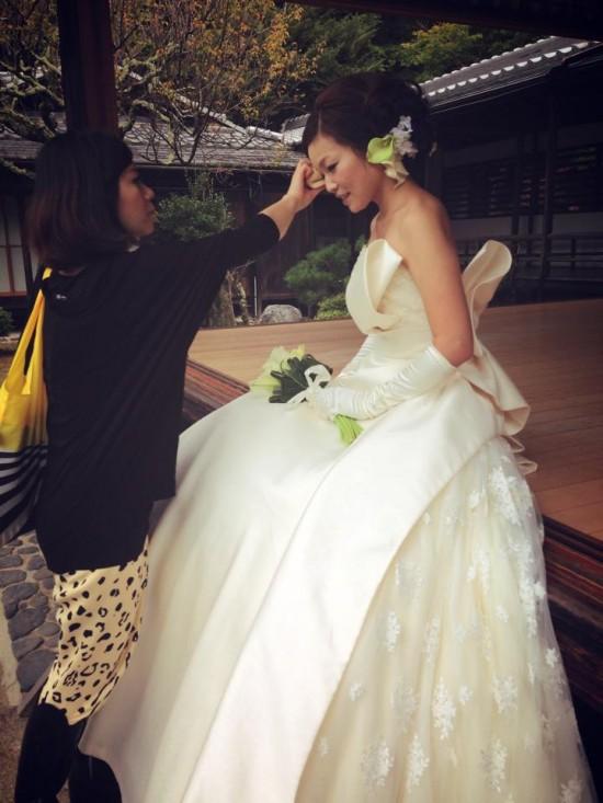Solo-wedding