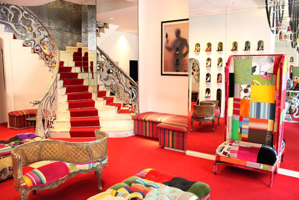 boutique Louboutin St honoré