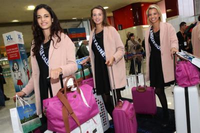Les cadeaux des candidates à l'élection Miss France 2015