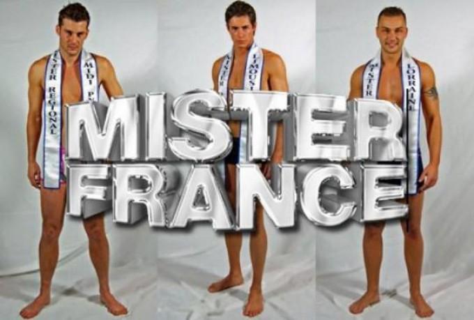 Mister France 2015