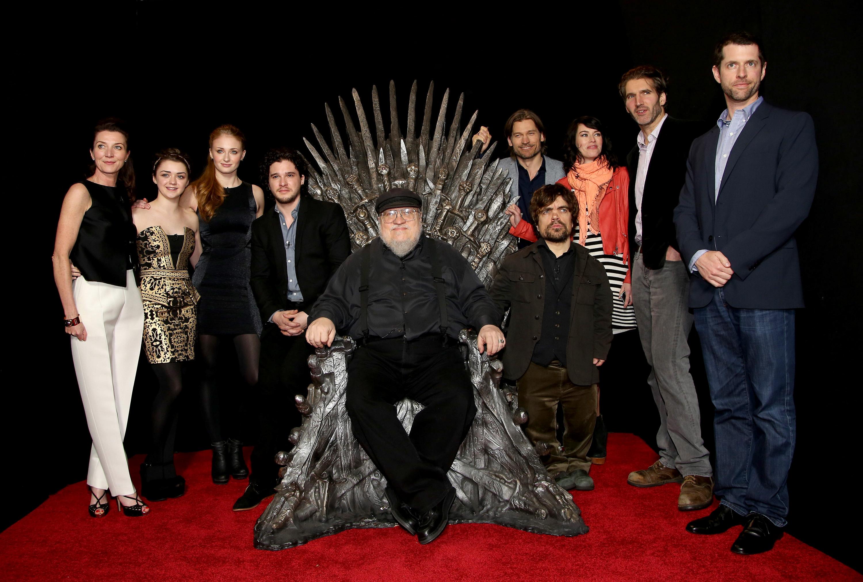 Acteurs de Game of Thrones au naturel