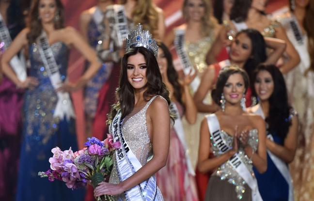 Miss univers 2015 Miss Colombie Pauline Vega