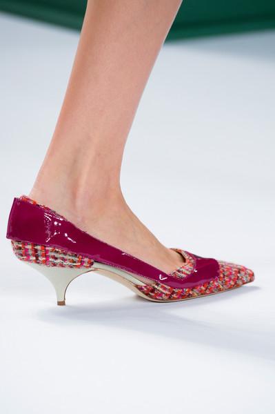 chaussures printemps 2015 carolina herrera mode et femme. Black Bedroom Furniture Sets. Home Design Ideas