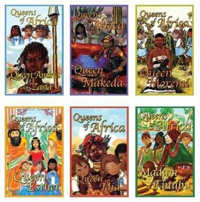 livre queens of africa