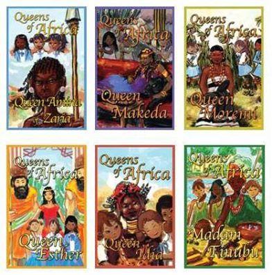 livre queens of africa