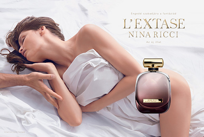 l'exstase Nina Ricci parfum