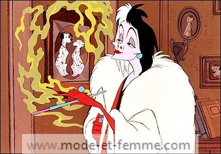Cruella splithair