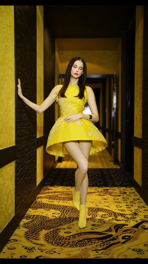 frédérique Bel robe courte