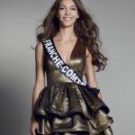 Miss Franche-Comté : Mélissa Nourry, candidate Miss France