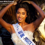 Miss Île-de-France : Meggy Pyaneeandee , candidate Miss France