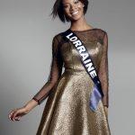 Miss Lorraine : Justine Kamara, candidate Miss France