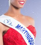 Miss Martinique : Aurélie Joachim, candidate Miss France
