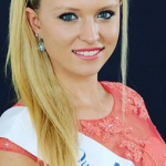 Miss Limousin : Romane Komar, candidate Miss France