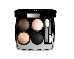 4 ombres premier regard chanel Ombres collection Essentiels de Chanel
