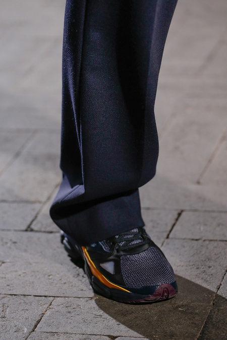 Baskets Raf Simons pour Adidas