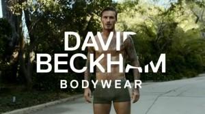 Vidéo Beckham pour H&M par Guy Ritchie