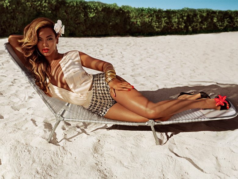 Beyonce pour HM