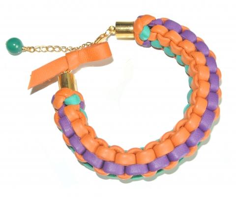Bijoux Scoubidou de Lili Palouli