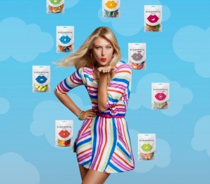 Bonbons Maria Sharapova