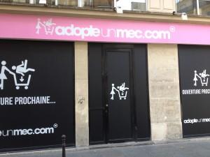 Boutique AdopteUnMec.com