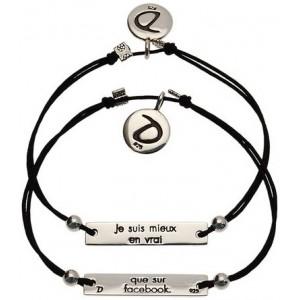 Bracelets à message Doriane