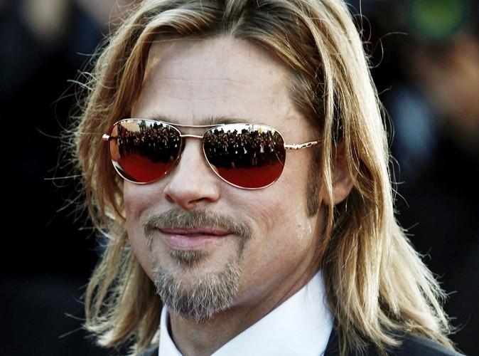 lunettes de Brad Pitt à Cannes