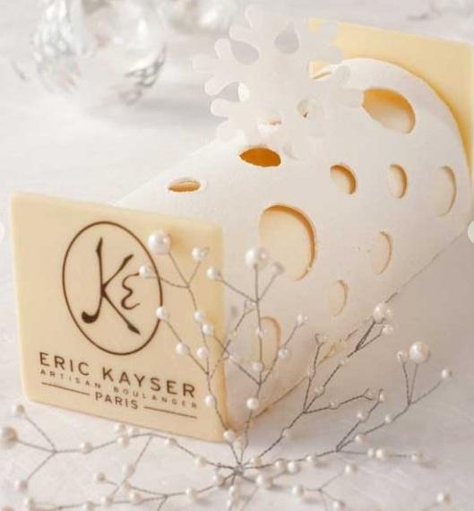 Bûche de Noël Eric Kayser 2012
