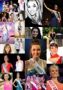 Candidates à l' élection Miss Prestige National 2013