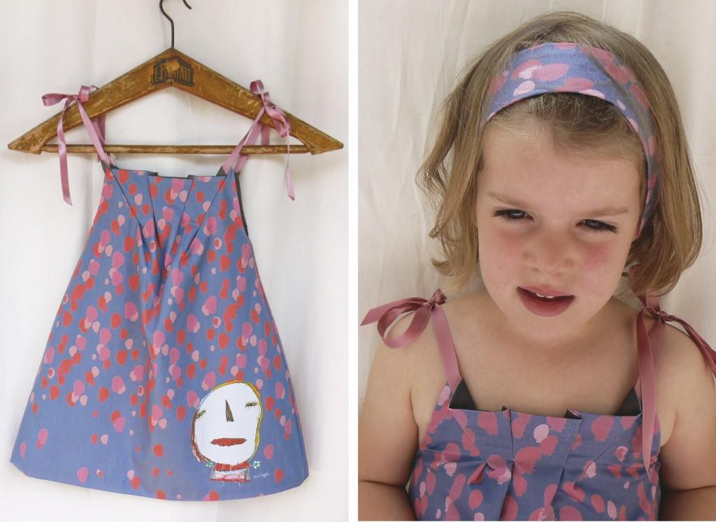 Mode enfant personnalisée Chapie Création