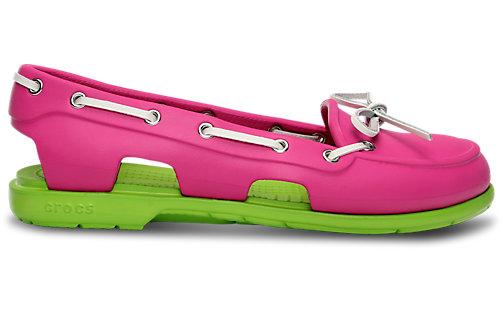 Chaussures-bateau-Crocs