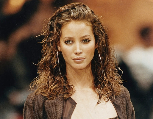 Christy Turlington jeune