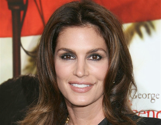 Cindy Crawford maintenant