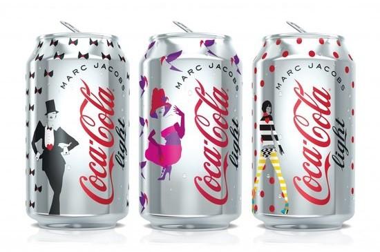 Marc Jacobs pour Coca Cola