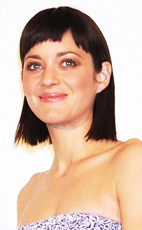 Nouvelle coupe de cheveux de Marion Cotillard