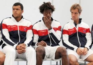 Equipe de France de Tennis aux JO 2012