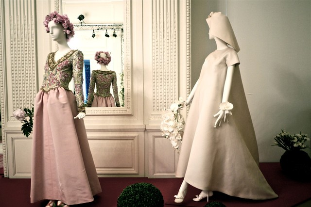 Exposition de robes de mariée 1 Exposition de robes de mariée de grands créateurs