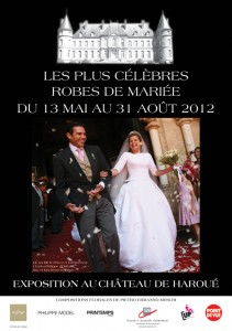 Exposition de robes de mariée 211x300 Exposition de robes de mariée de grands créateurs