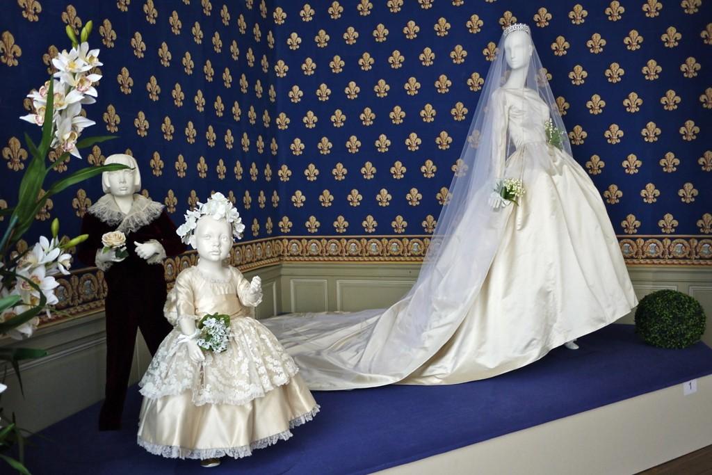 Exposition de robes de mariée 3 Exposition de robes de mariée de grands créateurs