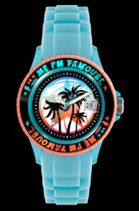 Montres Ice-Watch de Cathy Guetta