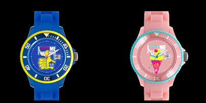 Ice Watch Cathy Guetta Montres Ice Watch de Cathy Guetta