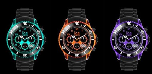Florent Manaudou pour Ice Watch Chrono Electrik