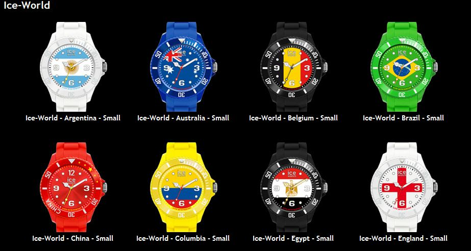 Ice-Watch World
