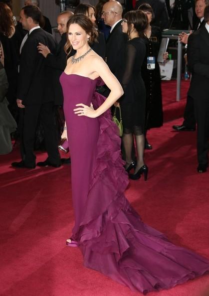Jennifer Garner en Gucci Oscar 2013