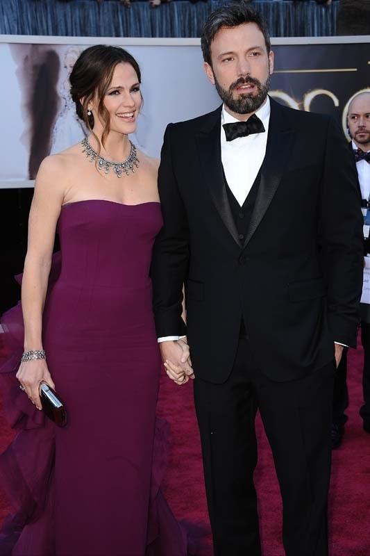 Jennifer Garner Ben Affleck Oscar 2013