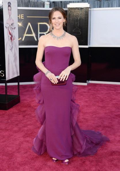 Jennifer Garner robe Gucci Oscar 2013
