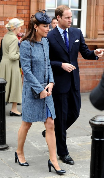 Kate et William au jubilé