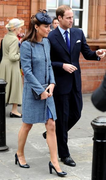 Kate et William au jubilé