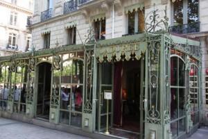 Réouverture du Ladurée des Champs-Elysées