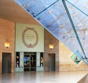 Boutique Ladurée du Louvre