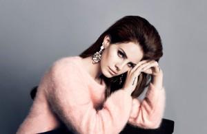 Lana Del Rey pour H&M